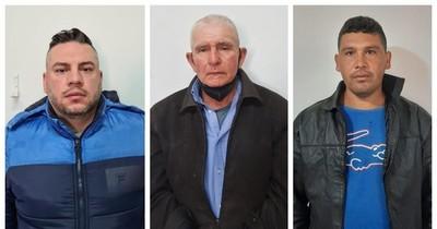 La Nación / PJC: desarticulan banda criminal que enviaba drogas al Brasil