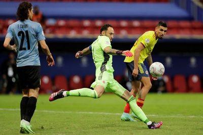 Jugador con más partidos con Colombia