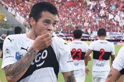 """""""Mendieta es el último 10 que tuvo Olimpia y esperemos no se vaya más"""""""