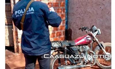 Caaguazú; Hallan motocicleta utilizada para el supuesto caso de feminicidio – Prensa 5
