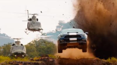 Rápidos y Furiosos 9 es ya la película más taquillera del mundo