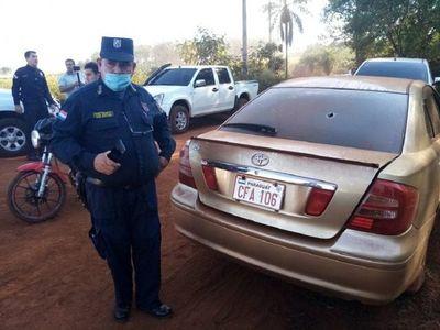 Balacera infernal: suboficial de policía enfrenta a asaltantes, hiere a uno y aborta el atraco