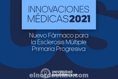 Nuevo Anticuerpo Terapéutico para la Esclerosis Múltiple Primaria Progresiva nos presenta Universidad Sudamericana