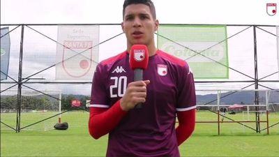Iván Villalba es nuevo refuerzo de Independiente Santa Fe