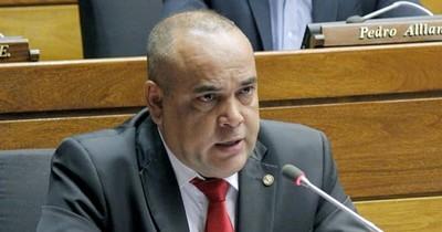 """La Nación / """"Bachi"""" denuncia que Senado cajonea proyecto para investigar secuestros"""