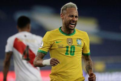 La revancha de Neymar con Brasil