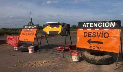 Seguridad vial, principal desafío en los 553 km de construcción de la nueva ruta Transchaco