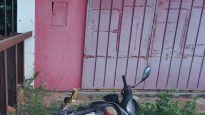Supuesto delincuente muere tras huir con una motocicleta hurtada