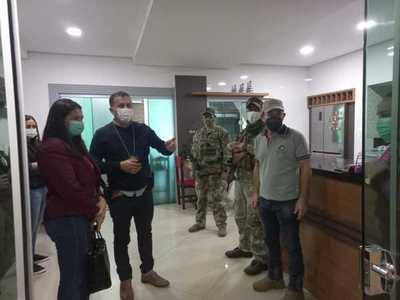 Detienen a miembros de esquema de tráfico de drogas al Brasil