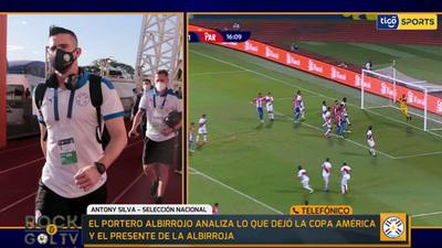 Antony Silva en comunicación con Rock & Gol TV