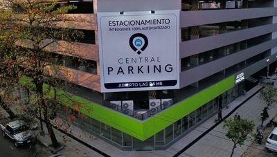 Central Parking: el primer edificio de estacionamiento inteligente del país (y opera sin personas)