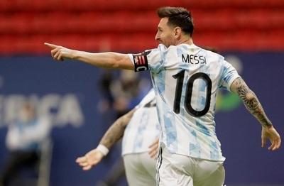 Argentina elimina a Colombia en penales y jugará la final con Brasil