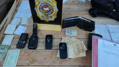 El esquema de tráfico de drogas al Brasil que fue desarticulado