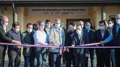 Habilitan el Centro de Desarrollo Tecnológico Vial con apoyo de Koica