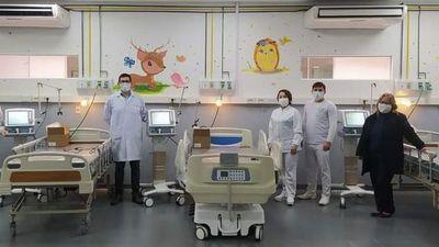 Por habilitarse primera terapia pediátrica en Encarnación