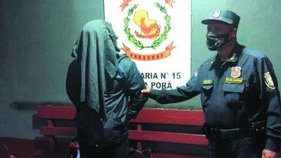 Cobrador secuestró  motocarro de cliente y  vendió por 6 palos