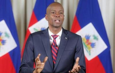 A balazos, asesinan a Jovenel Moise, presidente de Haití