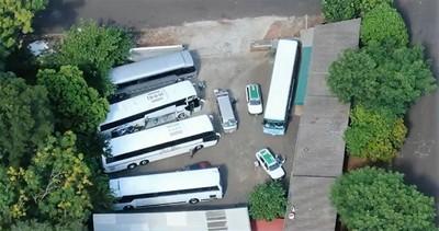 Brasil FISCALIZA la frontera con el Paraguay con DRONES