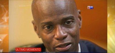 Magnicidio en Haití: Asesinan al presidente y a la primera dama