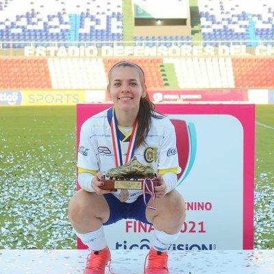 Cerro fichó a la mejor jugadora de fútbol femenino y goleadora del Apertura