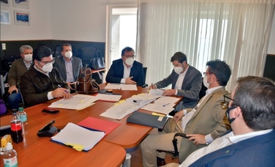Comité Ejecutivo de la EBY aprueba convenios de apoyo a Salud y Educación