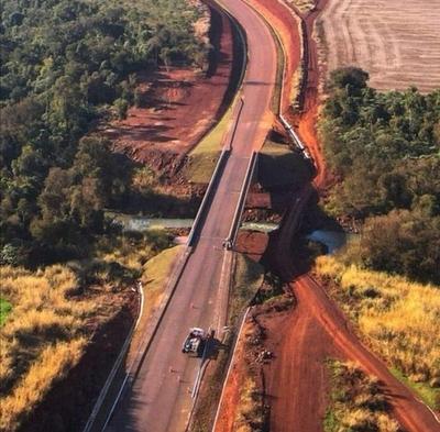 Corredor de Exportación: Concretan unión física entre Alto Paraná e Itapúa
