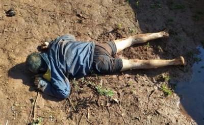 Hallan muerto a brasileño a un costado del río Acaray en Hernandarias