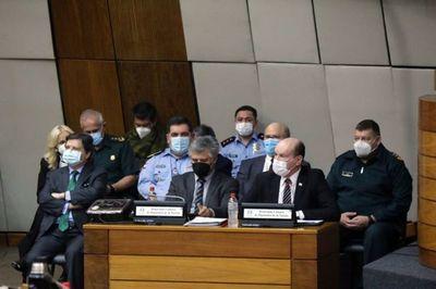 Diputados se comprometieron a visitar el cuartel de la FTC en el Norte del país