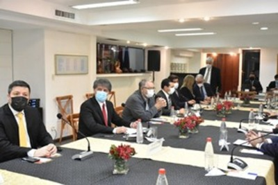 Cancillería avanza con reuniones técnicas sobre la renegociación del Anexo C de Itaipú