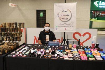 Realizan Feria de Emprendedores bajo estricto protocolo sanitario