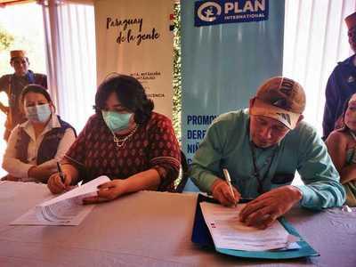 Acuerdan cooperación para fortalecer proceso de rehabilitación de niños y adolescentes indígenas