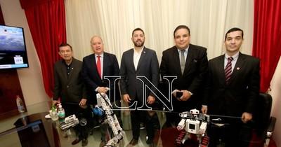 La Nación / ANR ofrece 20 becas para jóvenes interesados en aprender robótica