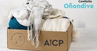 La Nación / Sello de Moda Sostenible se solidariza e involucra a marcas para recolectar abrigos