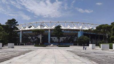 Roma estudia abrir el Olímpico para proyectar la final