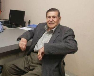 Exsenador de la era stronista Paulino Mendoza Espínola muere en Brasil