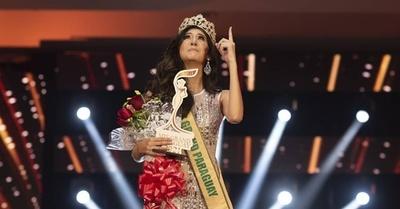"""[VIDEO] Jimena Sosa: """"Voy a llevar el orgullo paraguayo en el exterior"""""""