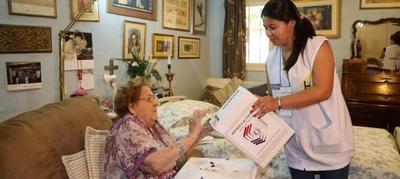 386 electores con discapacidad son beneficiados con el Programa Voto en Casa – Prensa 5