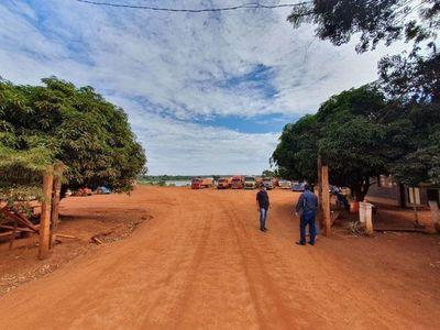Piden que se mejore precarios puertos ubicados en el norte del Alto Paraná