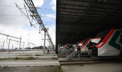 El tren México-Toluca cumple 7 años en obras y la promesa de operar en 2024