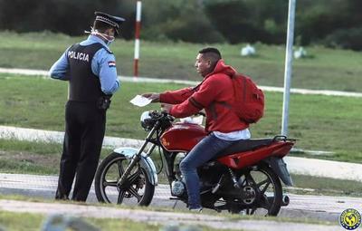 Instan a deliveries cumplir instructivo sanitario y al manejo responsable de motos •