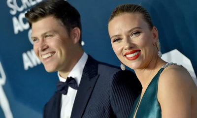 ¡Scarlett Johansson esta embarazada!