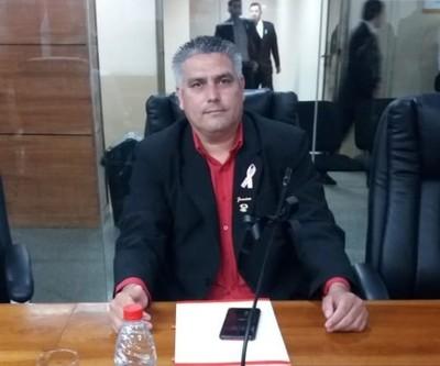 César Ojeda fue electo como nuevo intendente de Asunción