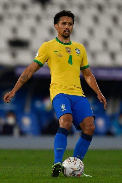 Marquinhos dice que final Brasil-Argentina será como guerra o pelea de boxeo