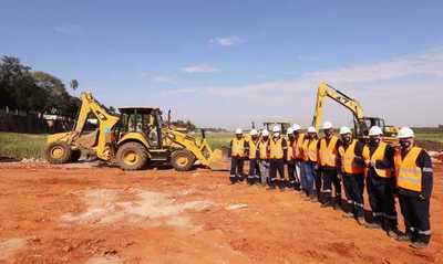 Gobierno da inicio a obras de Costanera Sur y franja costera de Asunción