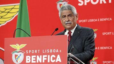 Detienen al presidente del Benfica junto a su hijo