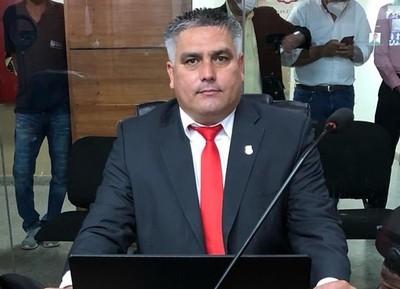 César Ojeda, nuevo intendente de Asunción
