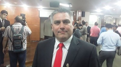 Designan a César Ojeda como intendente interino de Asunción
