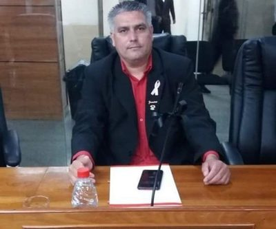 César Ojeda es electo intendente interino de Asunción