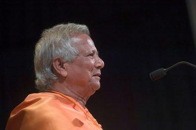 Yunus: la pandemia es una oportunidad histórica para impulsar el emprendimiento