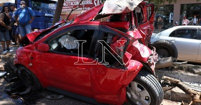 La Nación / Sancionan hasta 8 años de cárcel por homicidio para conductores alcoholizados